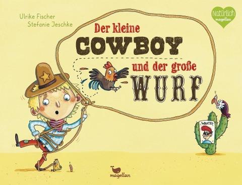 Bilderbuch Der kleine Cowboy