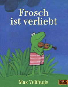 Bilderbuch Frosch ist verliebt