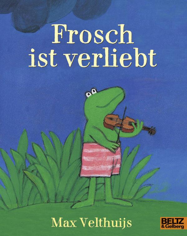 Frosch ist verliebt – Bilderbuchklassiker