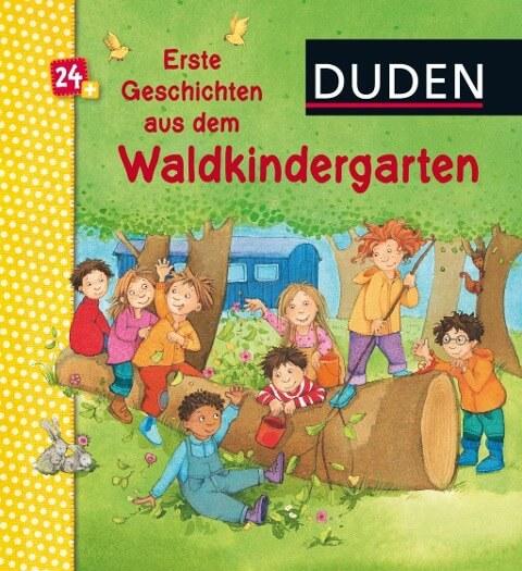 Erste Geschichten aus dem Waldkindergarten – Pappbilderbuch