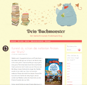 Buchmonster Blog