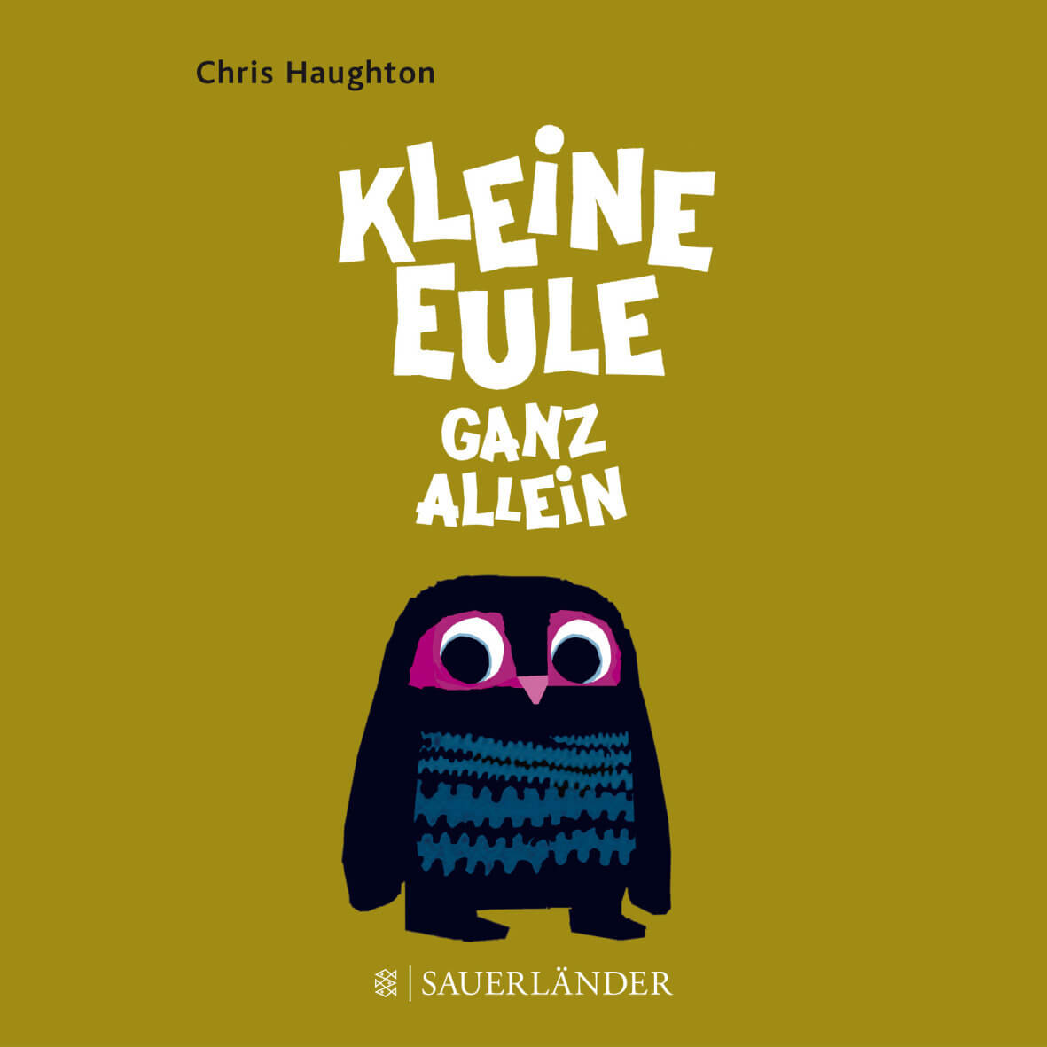 Kleine Eule ganz allein – Bilderbuch-Klassiker