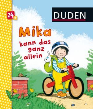 Pappbilderbuch Mika kann das ganz alleine