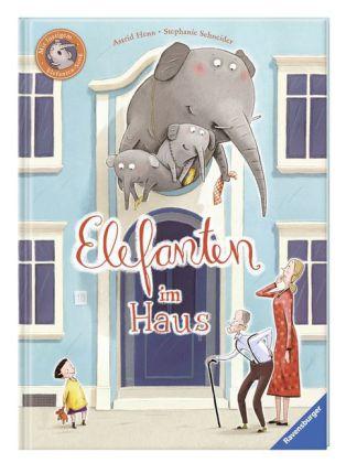 Bilderbuch für Toleranz: Elefanten als neue Nachbarn