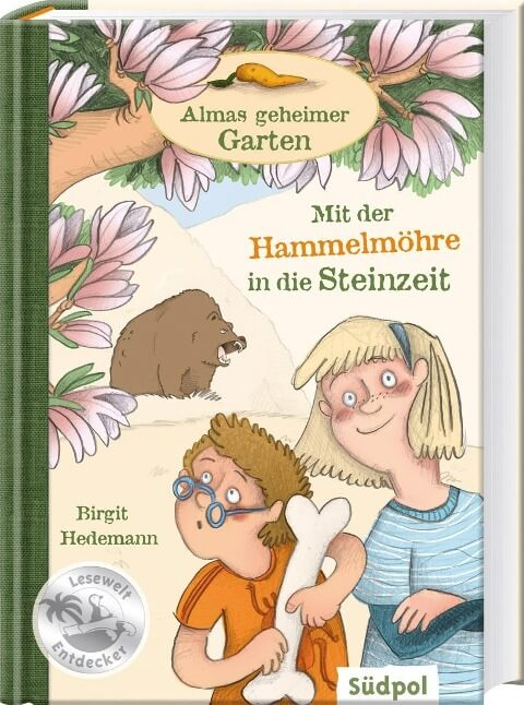 Buchkönig Nr. 3 geht an Birgit Hedemann, die Hammelmöhre und den Südpol Verlag