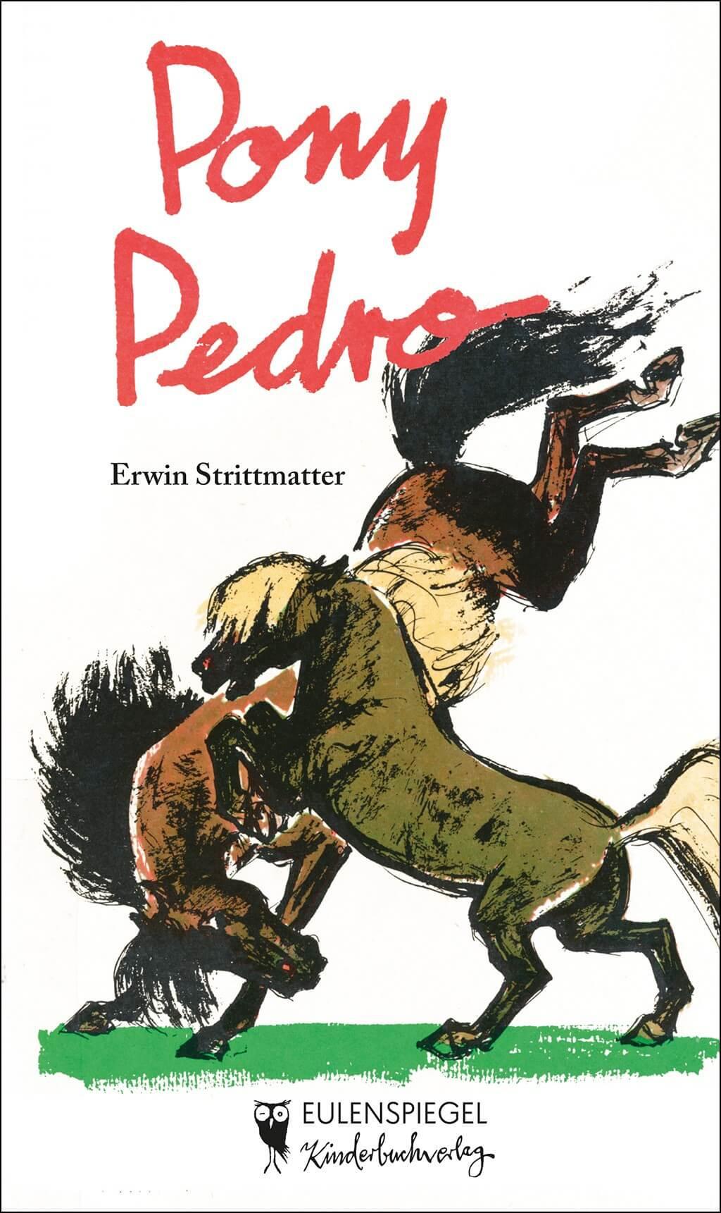 Kinderbuch Pony Pedro