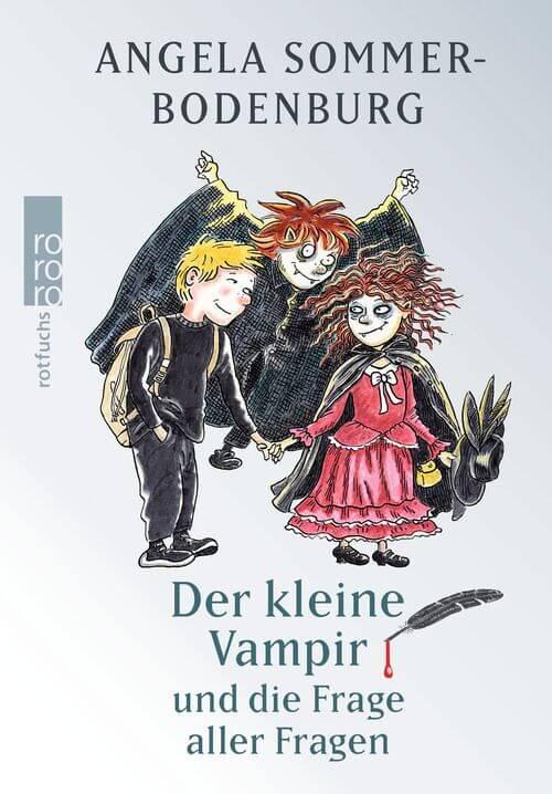 Der kleine Vampir wird erwachsen