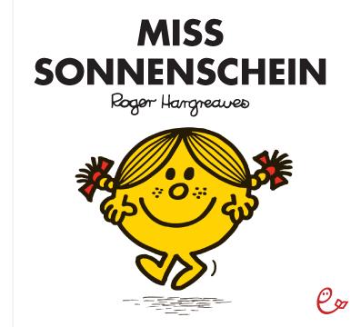 Little Miss Sonnenschein von Robert Hargreaves