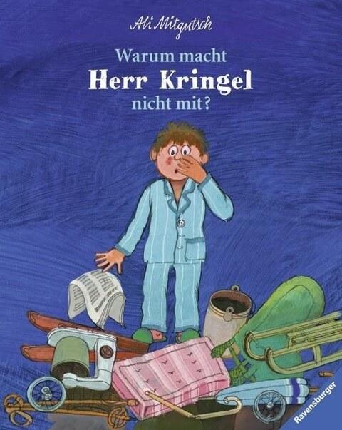 Bildrbuch von Mitgutsch aber kein Wimmelbuch: Herr Kringel