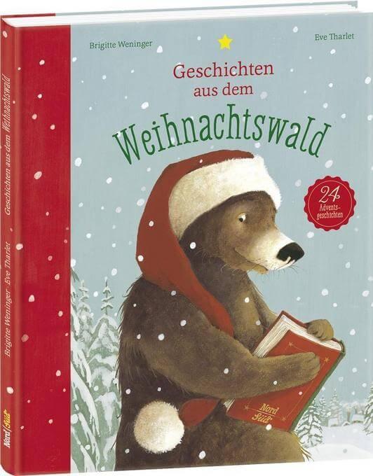 Vorlesebuch; Geschichten aus dem Weihnachtswald. 24 Adventsgeschichten