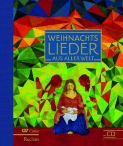 Weihnachtslieder aus aller Welt. Buch mit CD