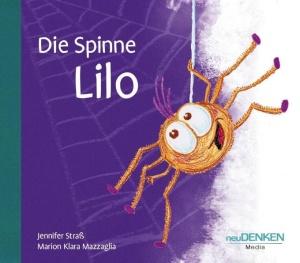 Pappbilderbuch Spinne Lilo