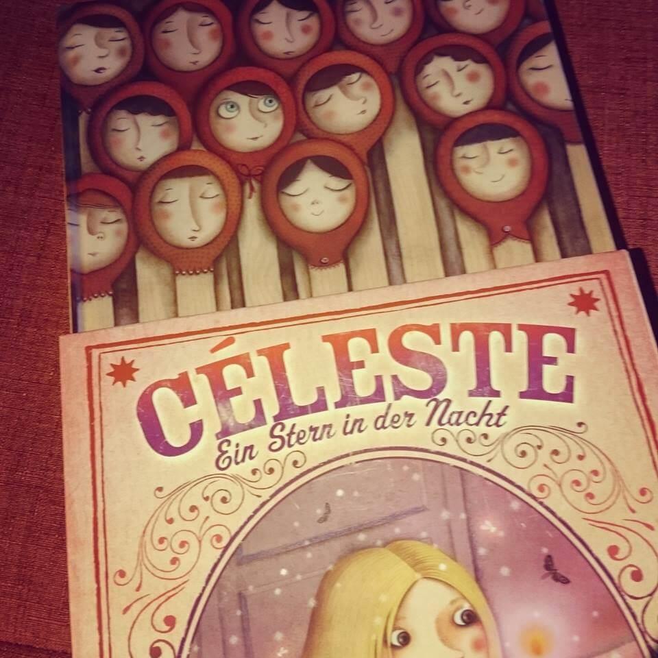 Celeste, das letzte Schwefelholz, erzählt ihr Märchen