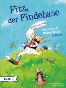Findehase Fitz Ostergeschichte Reimen Vorlesen Bilderbuch