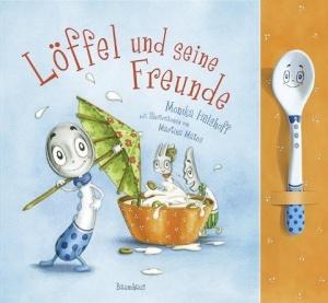 Bilderbuch Gabel, Messer, Löffel