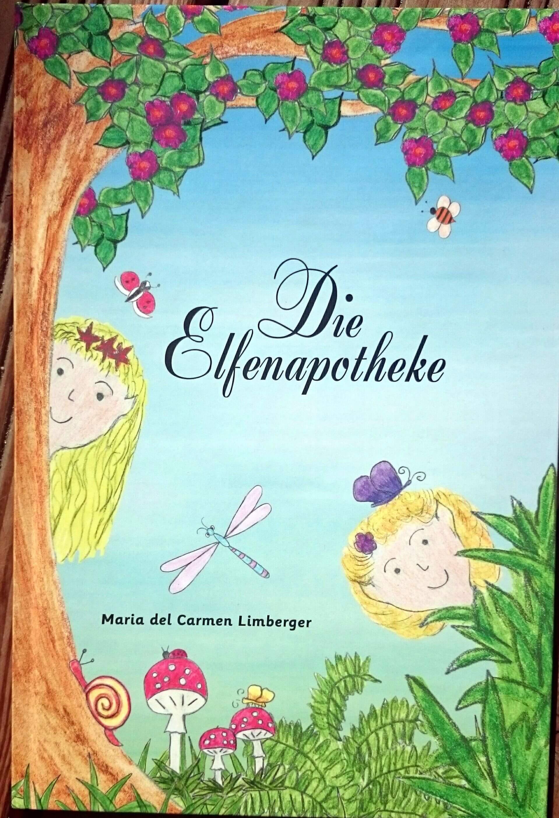 Kinderbuch Elfenapotheke Heilpflanzen für Kinder