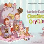 Neues Haustier in der Familie: Chamäleon Ottilie