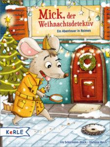 Mick der Weihnachtsdetektiv - Bilderbuch