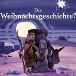 Die Weihnachtsgeschichte, die mit einem Fragezeichen endet