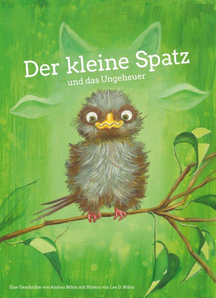 Bilderbuch Spatz Ungeheuer