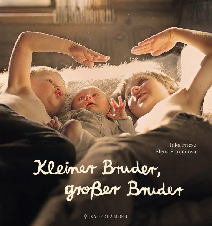 Bilderbuch Kleiner Bruder, großer Bruder