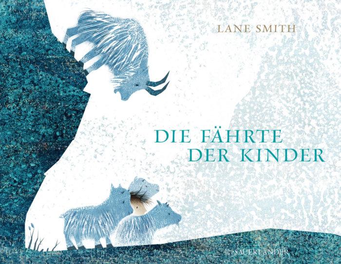 Bilderbuch Lane Smith - die Fährte der Kidner