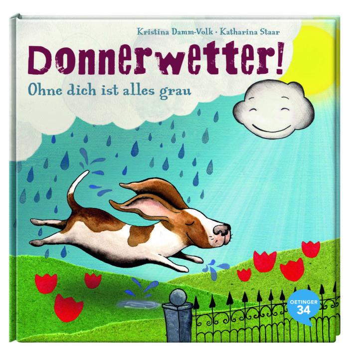 Bilderbuch: Donnerwetter. Gefuehle erleben.