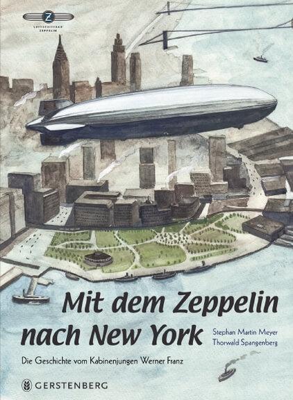 Kindersachbuch Zeppelin