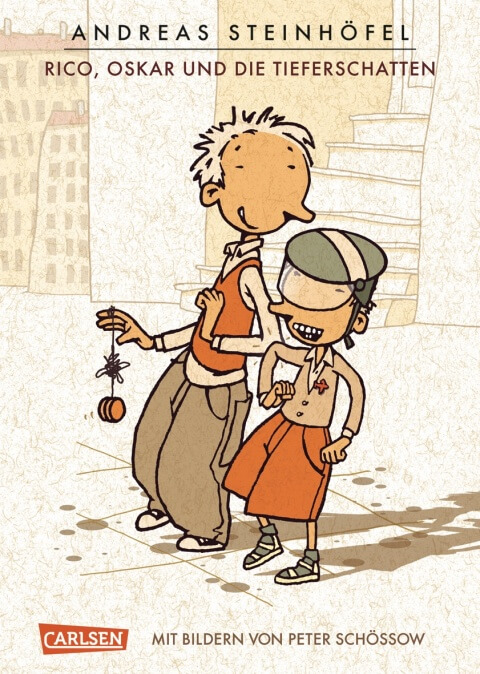 Rico und Oskar Band 1. Kinderbuch
