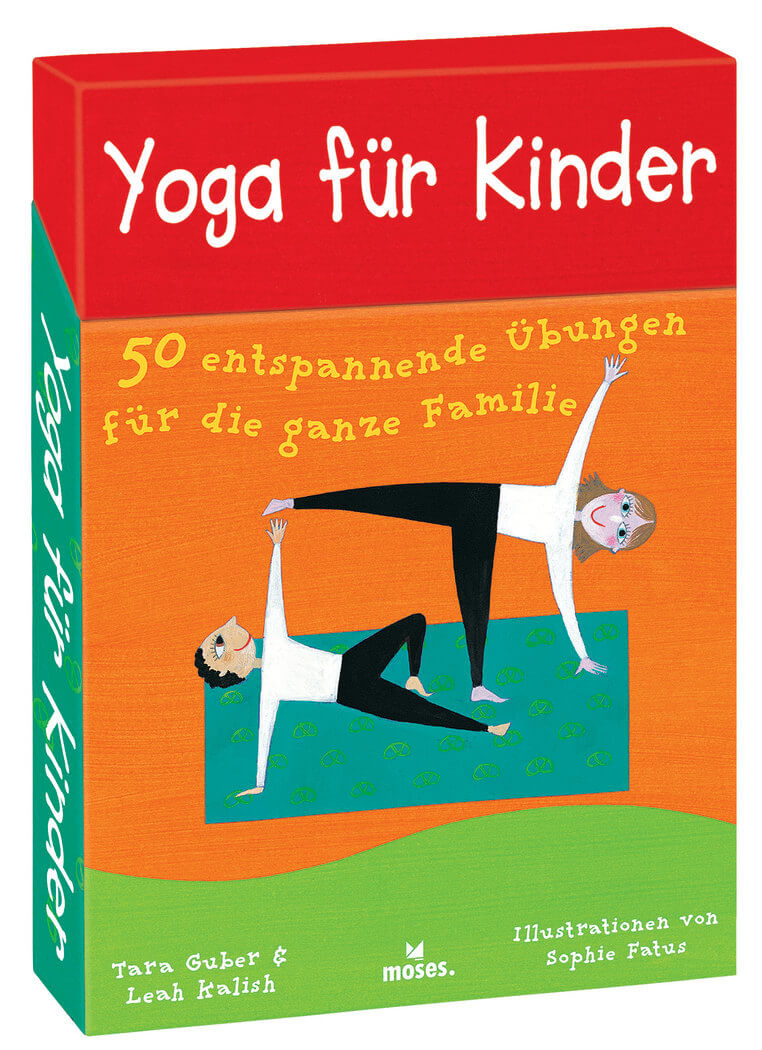 yoga f r kinder zwei buch tipps buchkind blog. Black Bedroom Furniture Sets. Home Design Ideas