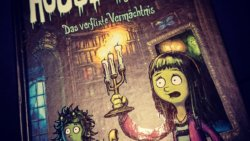 House of Ghosts - Das verflixte Vermächtnis. Kinderbuch Band 1