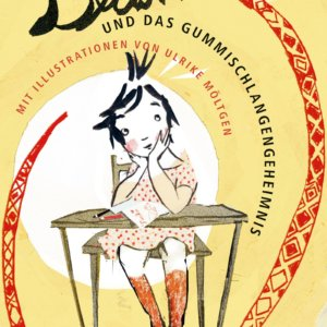 Kinderbuch über Freundschaft und Vertrauen: Bluma und das Gummischlangengeheimnis