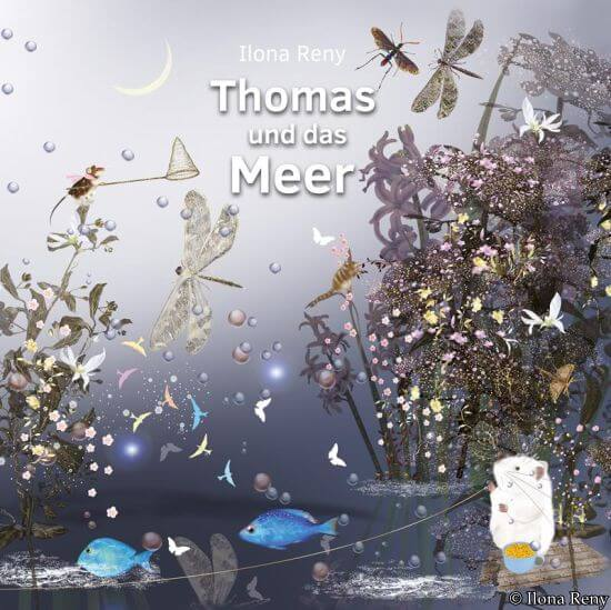 Buchcover: Thomas und das Meer.