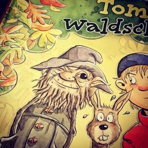 Tom, der Waldschrat und das Kaninchen