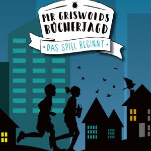 Kinderbuch: Mr Griswolds Bücherjagd Band 1