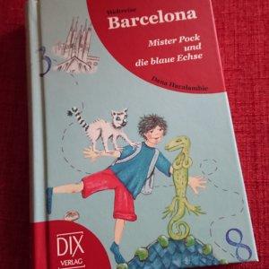 Kinderreiseführer Barcelona