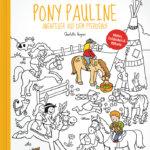 Pony Pauline – Wimmel-Rätsel-Mal-Buch
