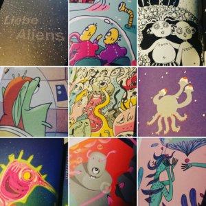 Kinderbuch »Liebe Aliens« von Philipp Dettmer