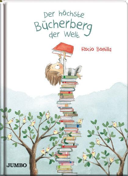 Bilderbuch über das Lesen: Der höchste Bücherberg der Welt
