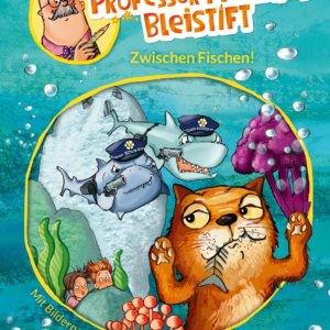 Professor Plumbums Bleistift ist magisch: Wer mit ihm schreibt, reist in andere Welten! Band 2 führt Leseanfänger in eine Unterwasserwelt