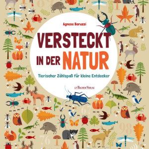 Versteckt in der Natur - Wimmelbuch