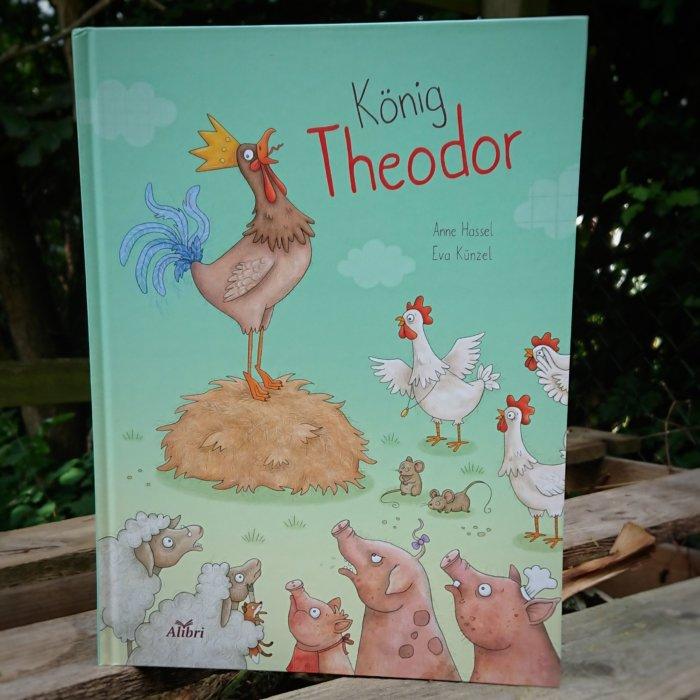 Bilderbuch über Macht, Demokratie und das Leben auf dem Bauernhof: König Theodor
