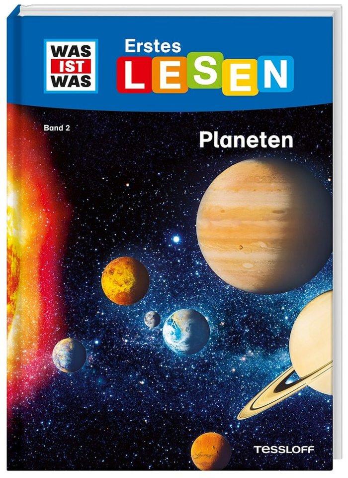 WAS IST WAS Erstes Lesen. Band 2: Planeten