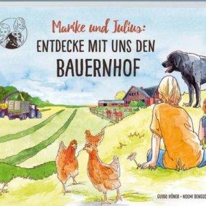 Landwirtschaft für Kinder erklärt.