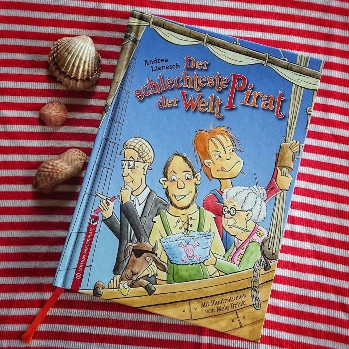 Kinderbuch: der schlechteste Pirat der Welt