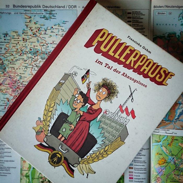 Pullerpause im Tal der Ahnungslosen. Kinderbuch von Franziska Gehm