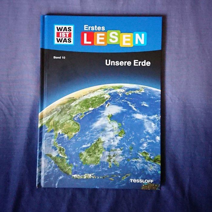 Sachbuch Erstleser: Unsere Erde
