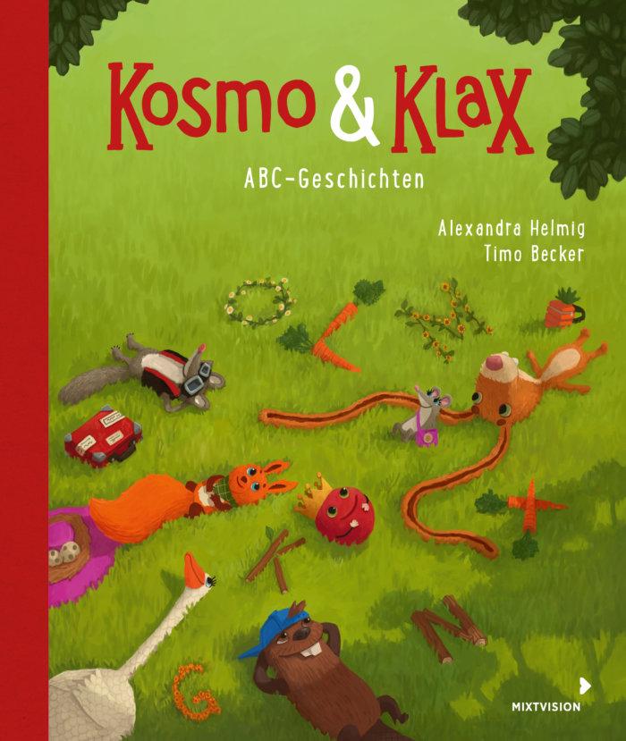 Kosmo und Klax Vorlesegeschichten