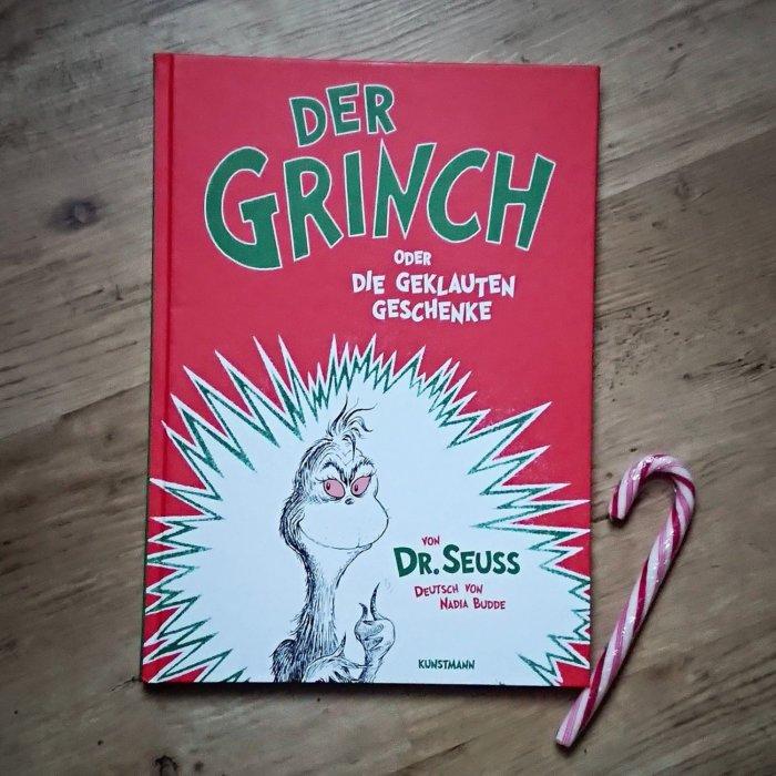Bilderbuch-Klassiker: Der Grinch hasst Weihnachten mit allem, was dazu gehört: den Jubel der Kinder, wenn sie Geschenke auspacken, das festliche Essen und das gemeinsame Singen