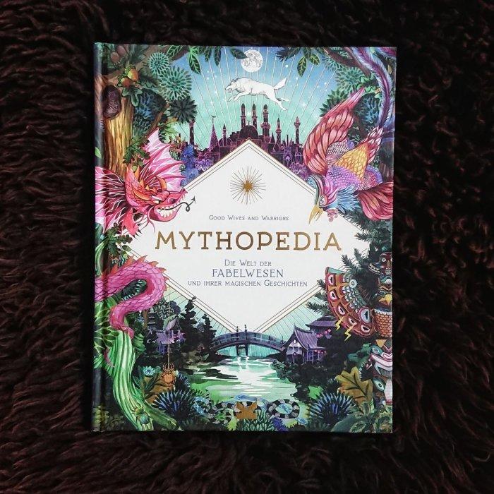 Mythopedia. Kinderbuch. Die Welt der Fabelwesen und ihrer magischen Geschichten